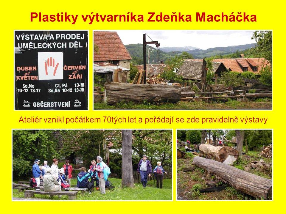 Galerii vede od roku 1991 paní Stanislava Macháčková