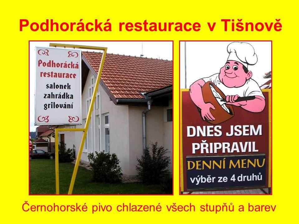 Účastníci zájezdu na Tišnovsko a okolí