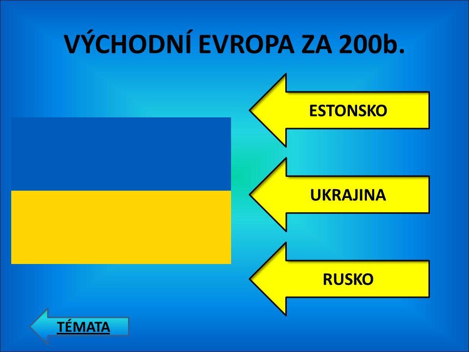 VÝCHODNÍ EVROPA ZA 100b. LITVA UKRAJINA RUSKO TÉMATA