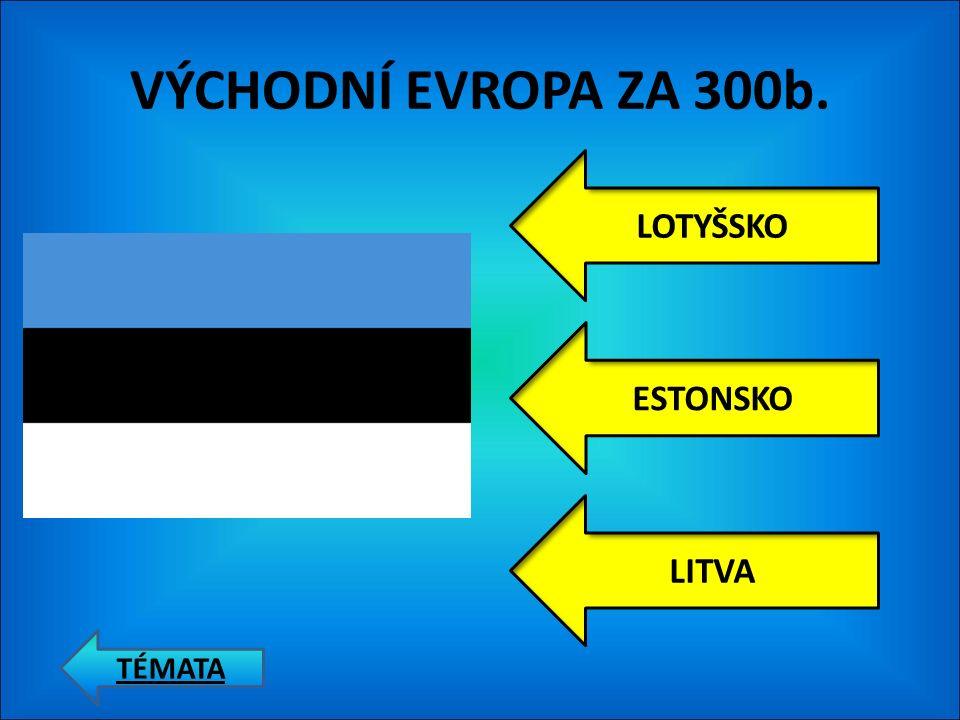 VÝCHODNÍ EVROPA ZA 200b. ESTONSKO UKRAJINA RUSKO TÉMATA