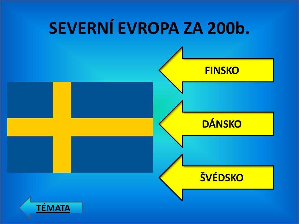SEVERNÍ EVROPA ZA 100b. FINSKO NORSKO DÁNSKO TÉMATA