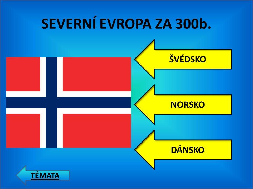 SEVERNÍ EVROPA ZA 200b. FINSKO DÁNSKO ŠVÉDSKO TÉMATA