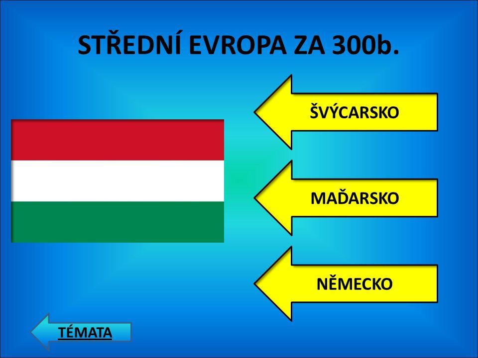 STŘEDNÍ EVROPA ZA 200b. SLOVENSKO NĚMECKO RAKOUSKO TÉMATA