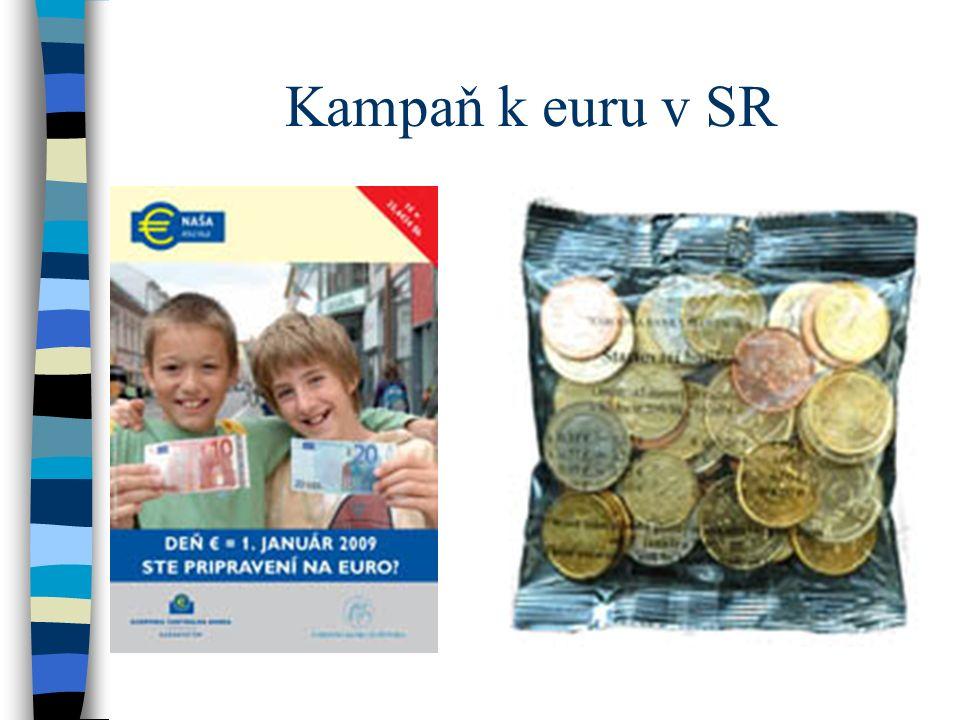 Kampaň k euru v SR