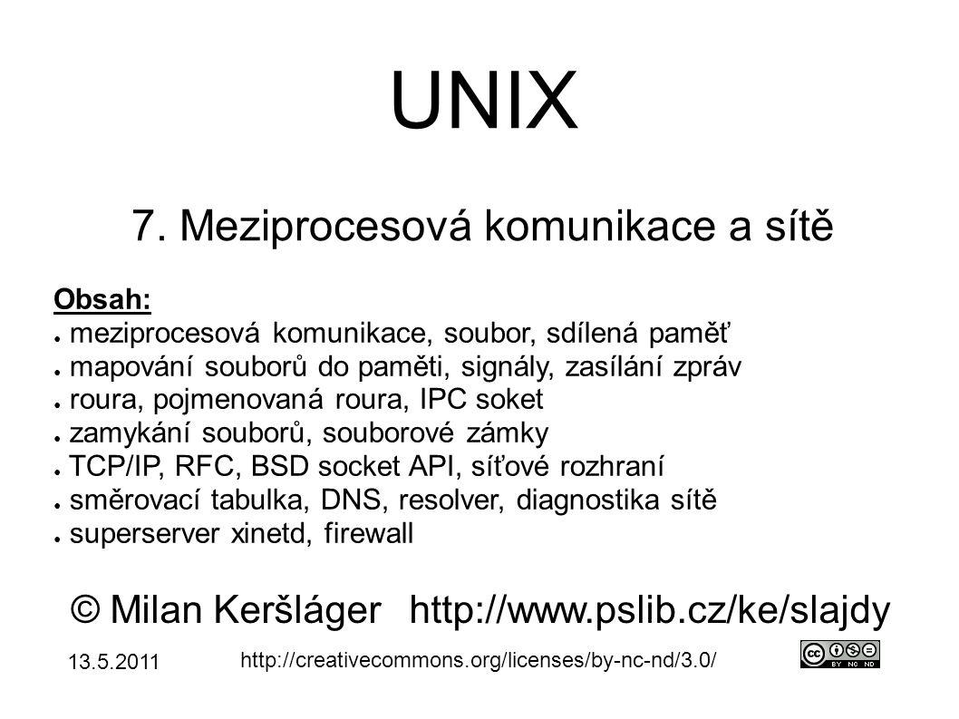 UNIX 7.