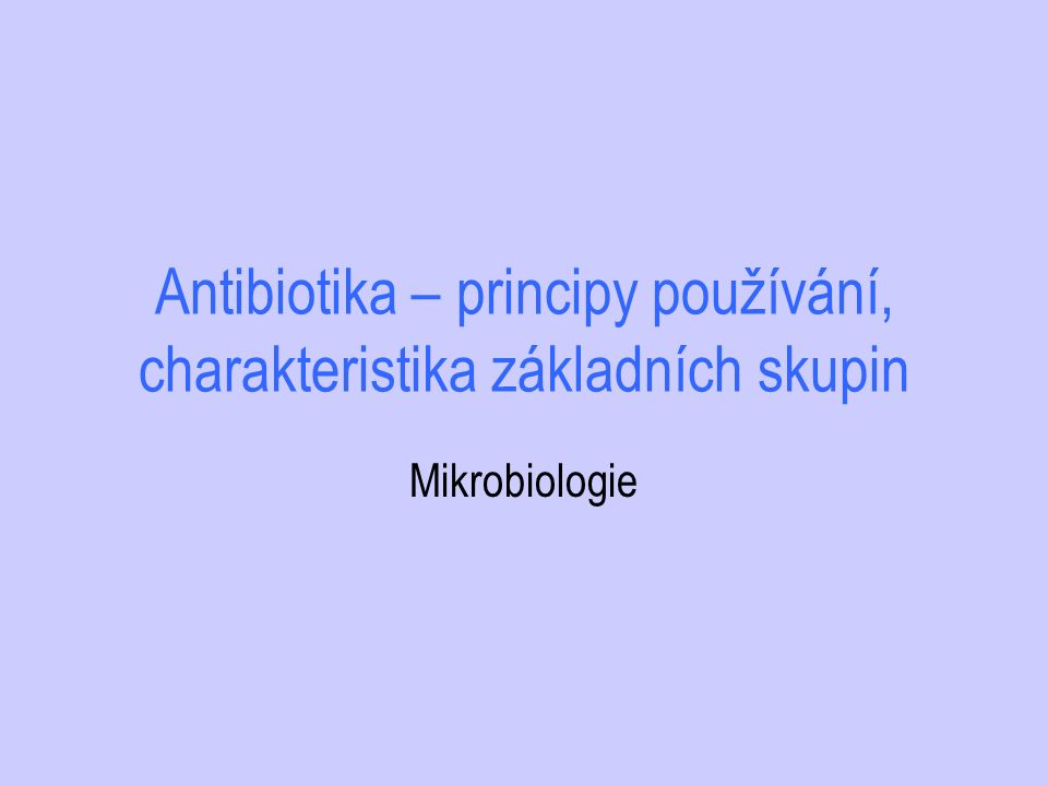 Fluorochinolony Ciprofloxacin, ofloxacin – mykobakteriózy Moxifloxacin – MDR tbc…
