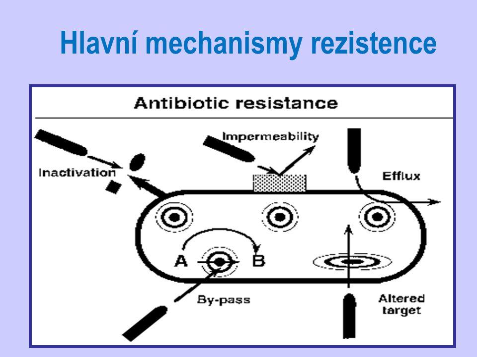 Rezistentní (protistafylokokové) peniciliny stafylokoky Methicilin, oxacilin … – vysoká aktivita na stafylokoky, (streptokoky) - vysoká odolnost vůči penicilináze MRSA – fenotyp R pro celou skupinu beta- laktamových antibiotik včetně protistafylokokových penicilinů .