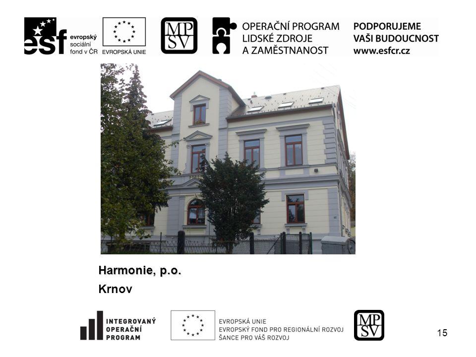 Harmonie, p.o. Krnov 15