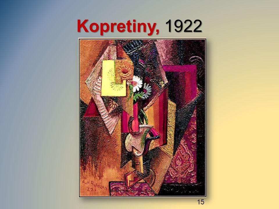 Kopretiny, 1922 15
