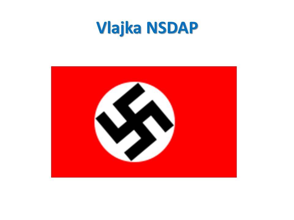 Vlajka NSDAP