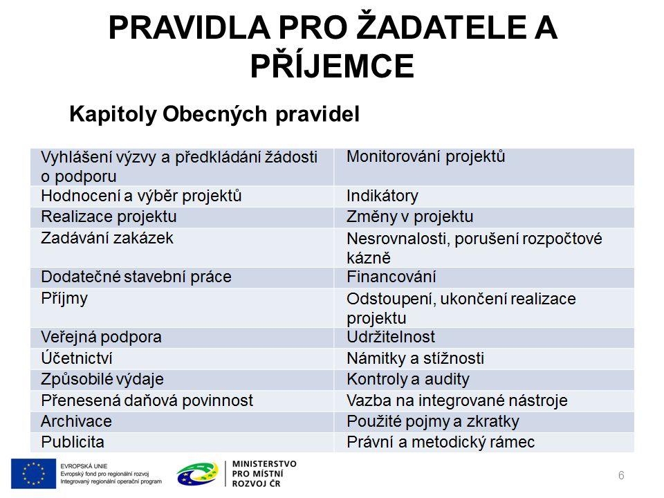 http://www.dotaceeu.cz/irop DĚKUJEME VÁM ZA POZORNOST V případě dotazů nás kontaktujte na irop@mmr.cz 77
