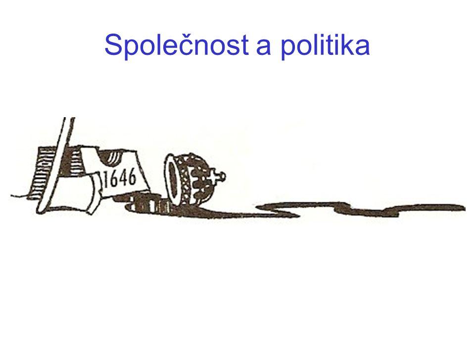 Společnost a politika