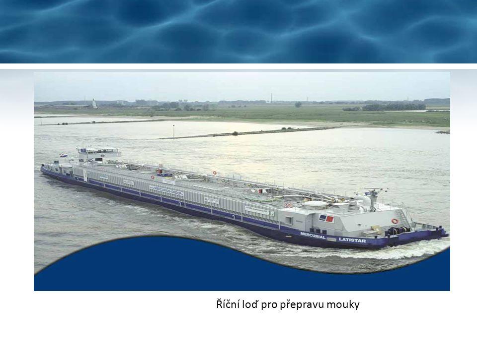 Do této skupiny lze zahrnout i přepravu odpadů, která je využívána městy v povodí vodních cest.