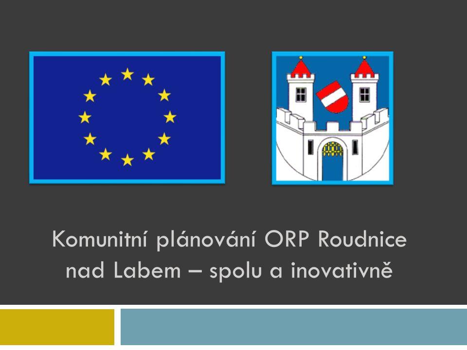 Komunitní plánování ORP Roudnice nad Labem – spolu a inovativně