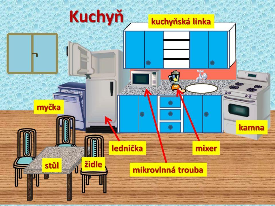 Vybavení bytu