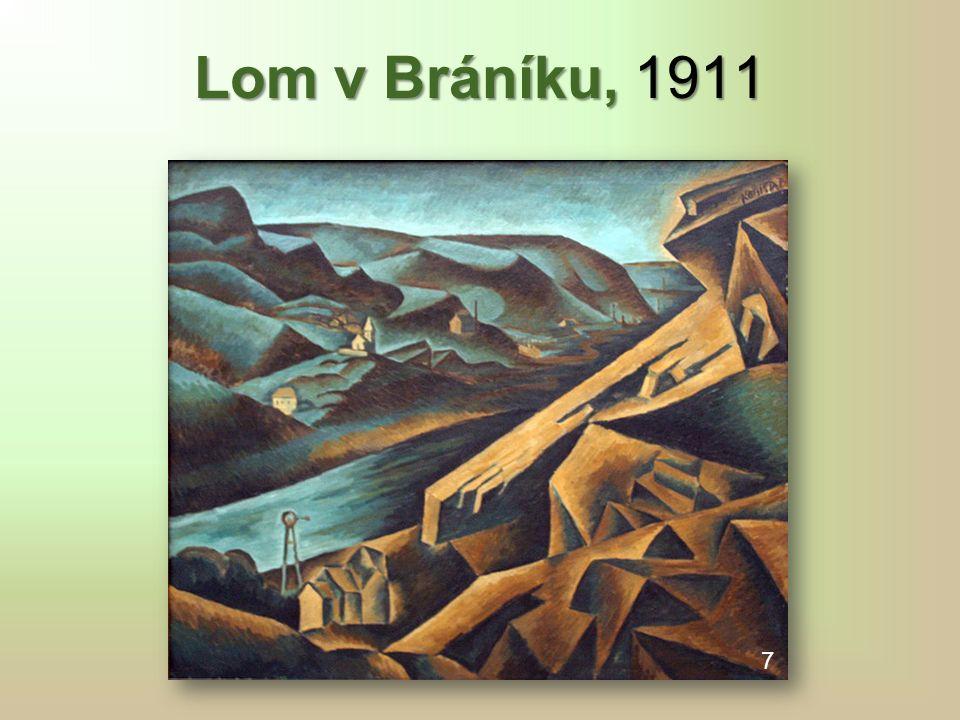 Lom v Bráníku, 1911 7