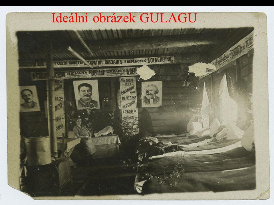 Ideální obrázek GULAGU