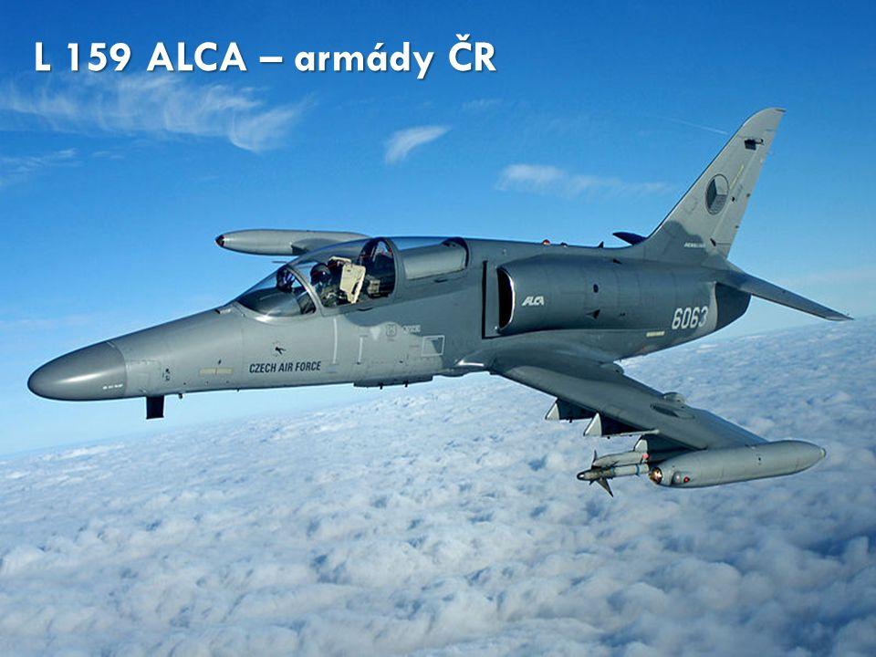 L 159 ALCA – armády ČR