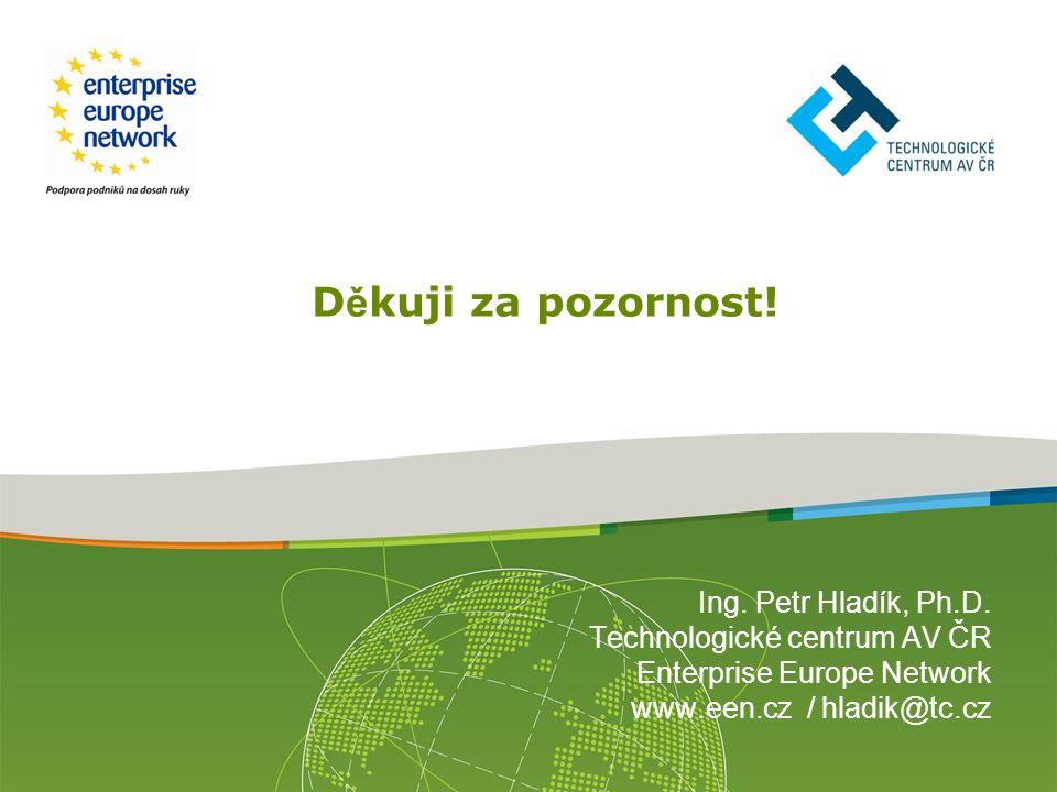 Ing. Petr Hladík, Ph.D.