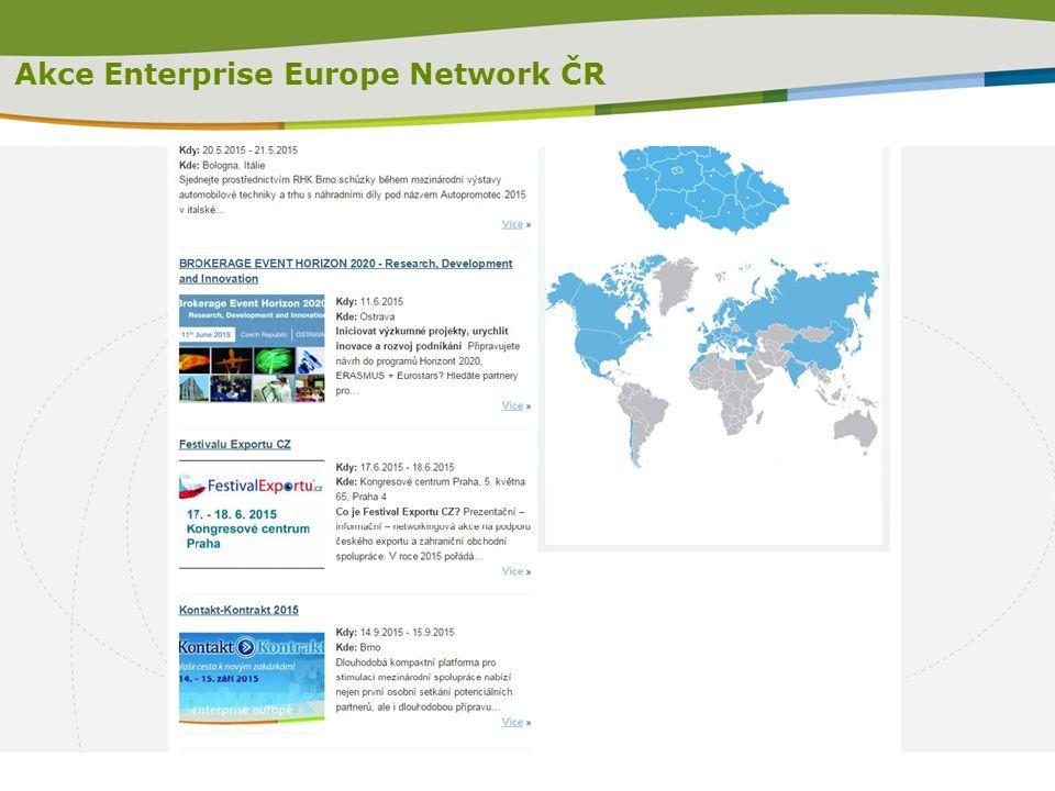 Akce Enterprise Europe Network ČR