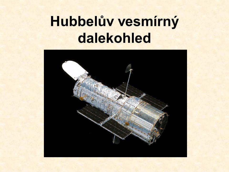 Hubbelův vesmírný dalekohled