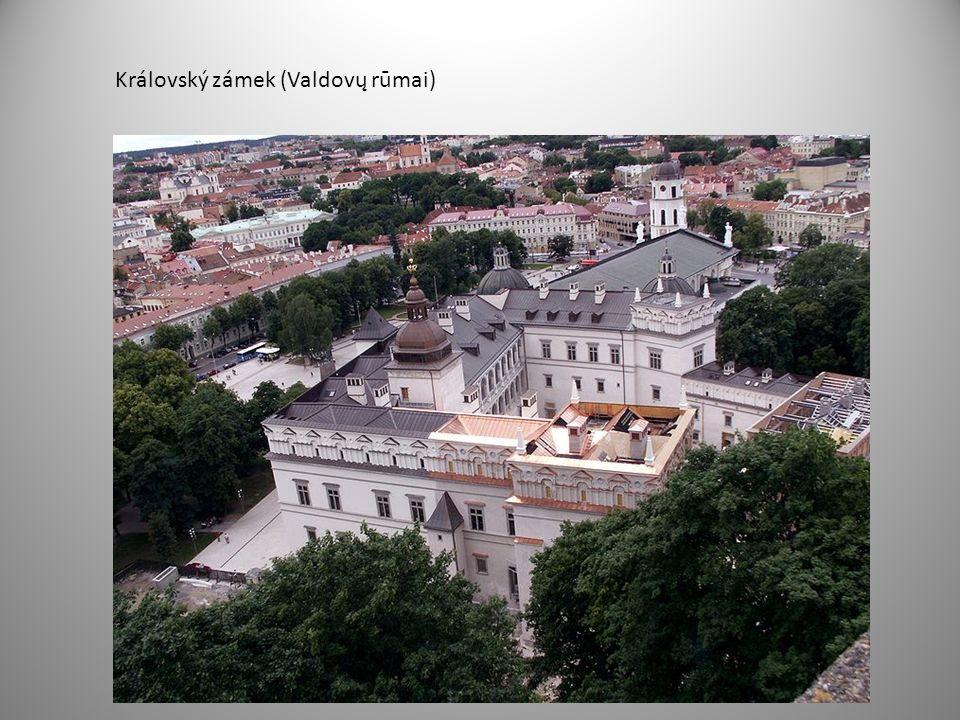 Královský zámek (Valdovų rūmai)