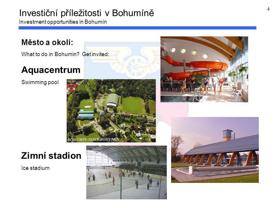 4 Město a okolí: What to do in Bohumin.