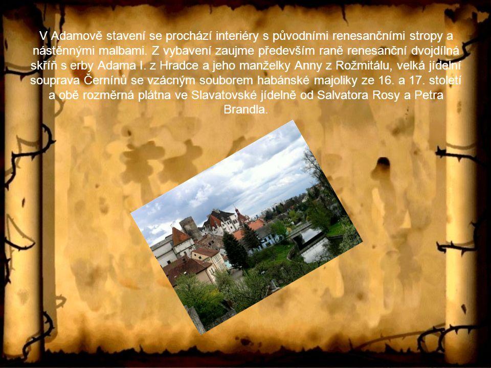Výsledný dojem z návštěv zámku v Jindřichově Hradci: velmi dobrý.