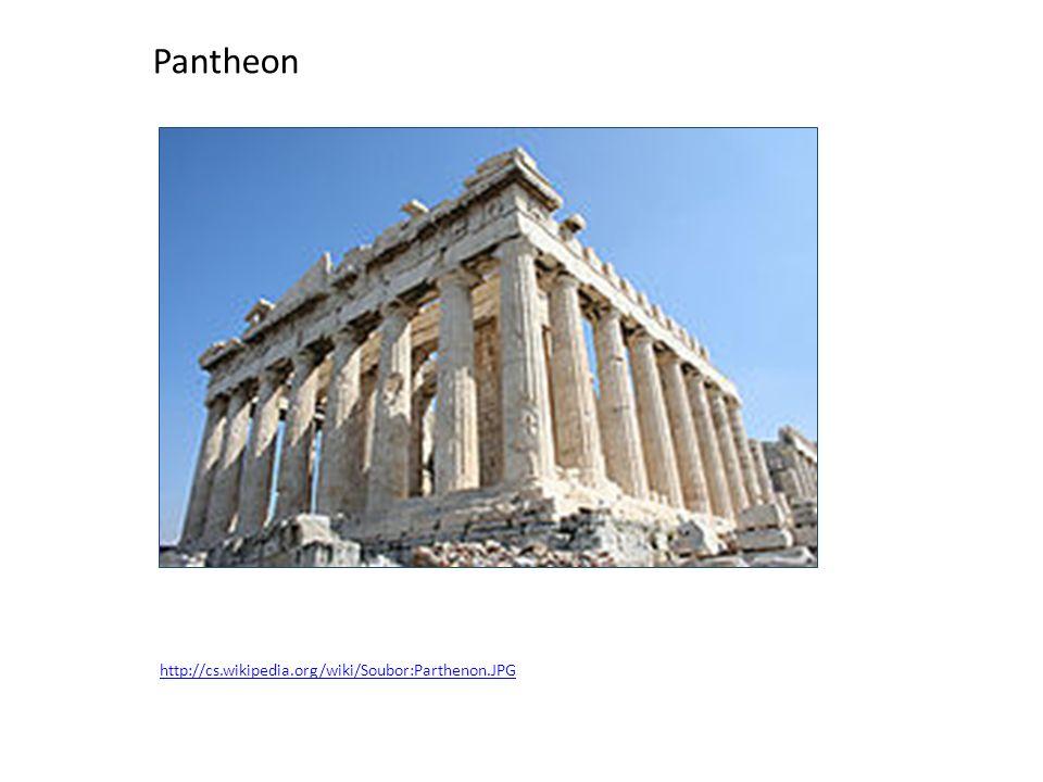 http://cs.wikipedia.org/wiki/Soubor:Parthenon.JPG Pantheon