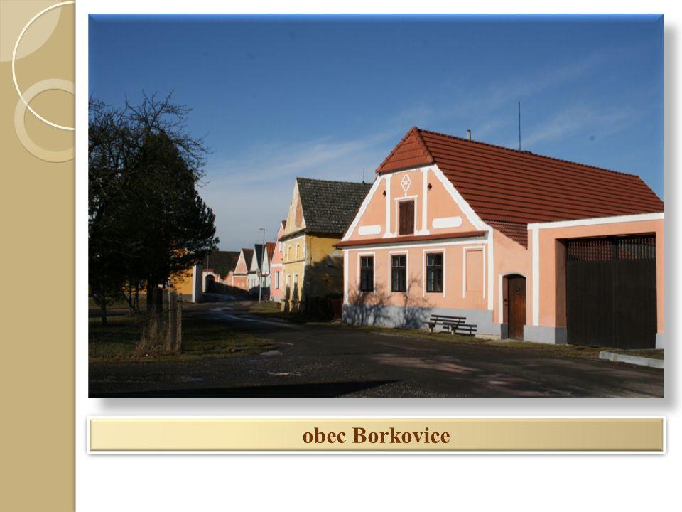obec Borkovice