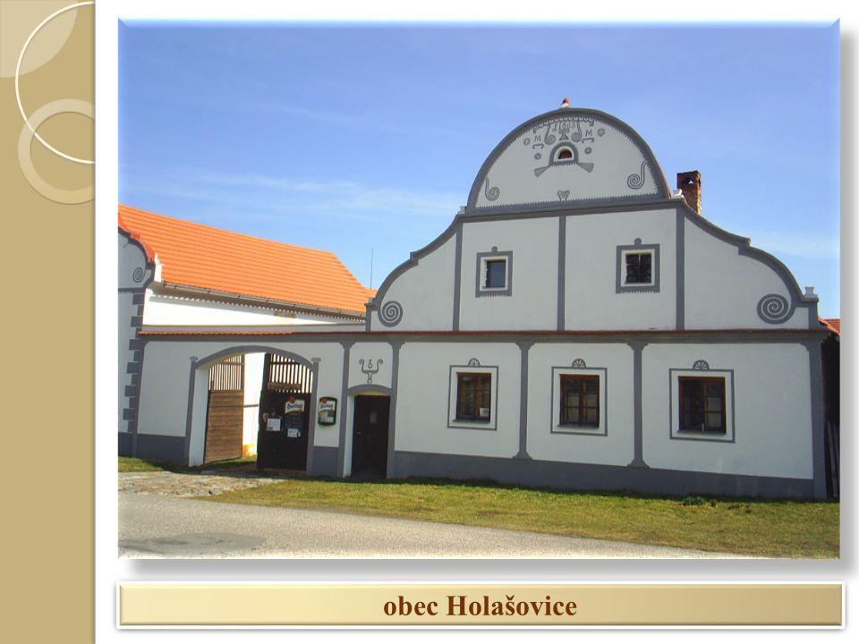 obec Holašovice