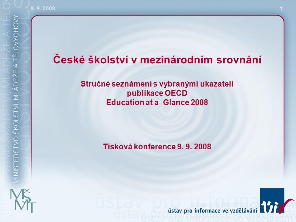 9.9. 200812 B3 JAKÉ JSOU VEŘEJNÉ A SOUKROMÉ VÝDAJE NA VZDĚLÁVÁNÍ.