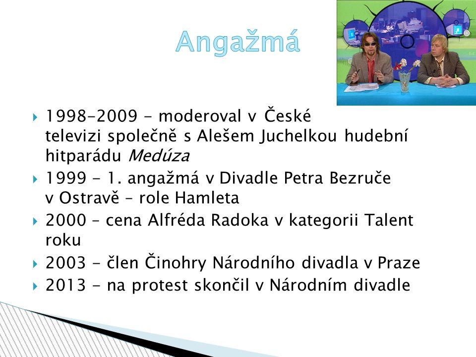 66.8. 2005 - 2006 - manželství se zpěvačkou Ivou Frühlingovou 222.