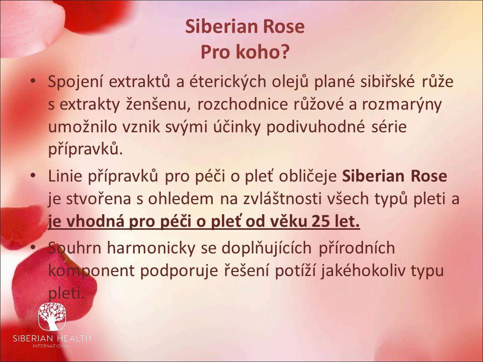 Siberian Rose Pro koho.