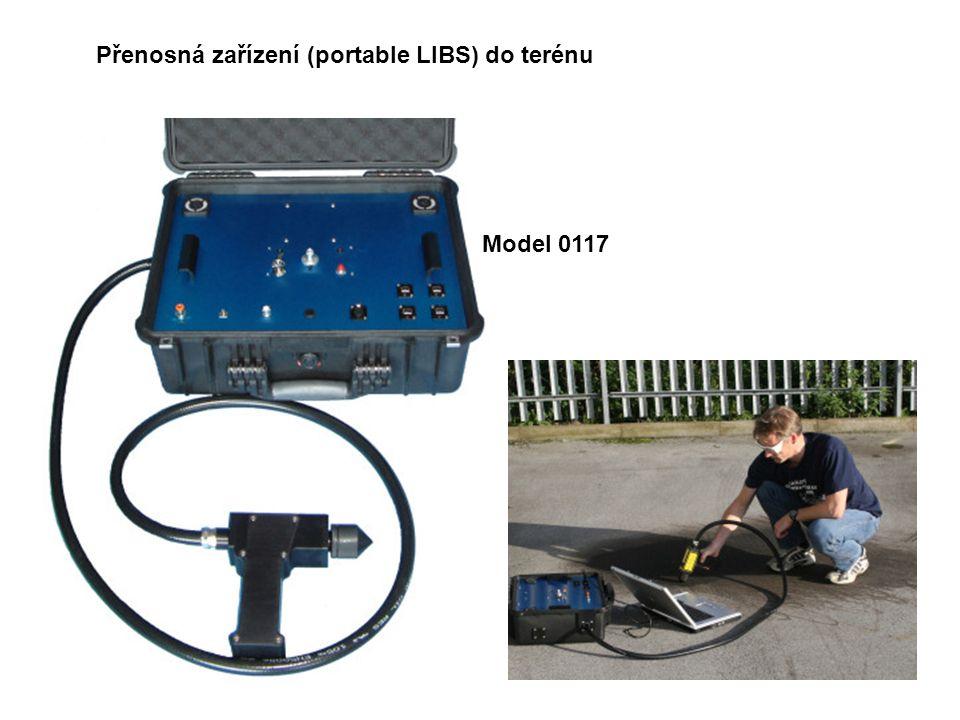 42 Přenosná zařízení (portable LIBS) do terénu Model 0117