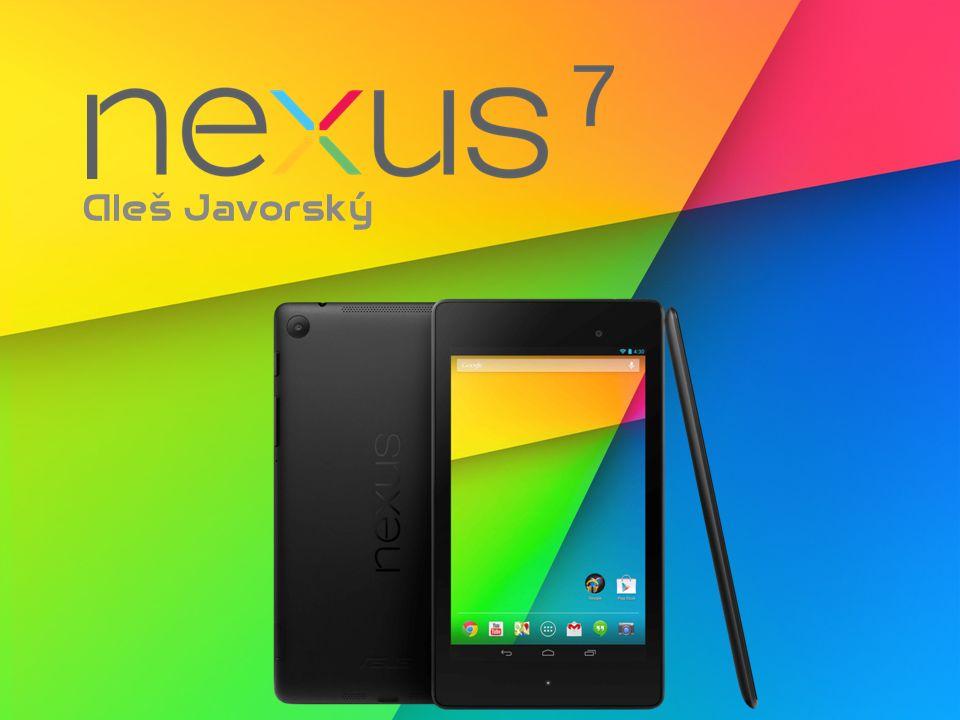 Obsah Modelová řada Nexus Hardware Software – OS – Aplikace Originální příslušenství Cena Zdroje