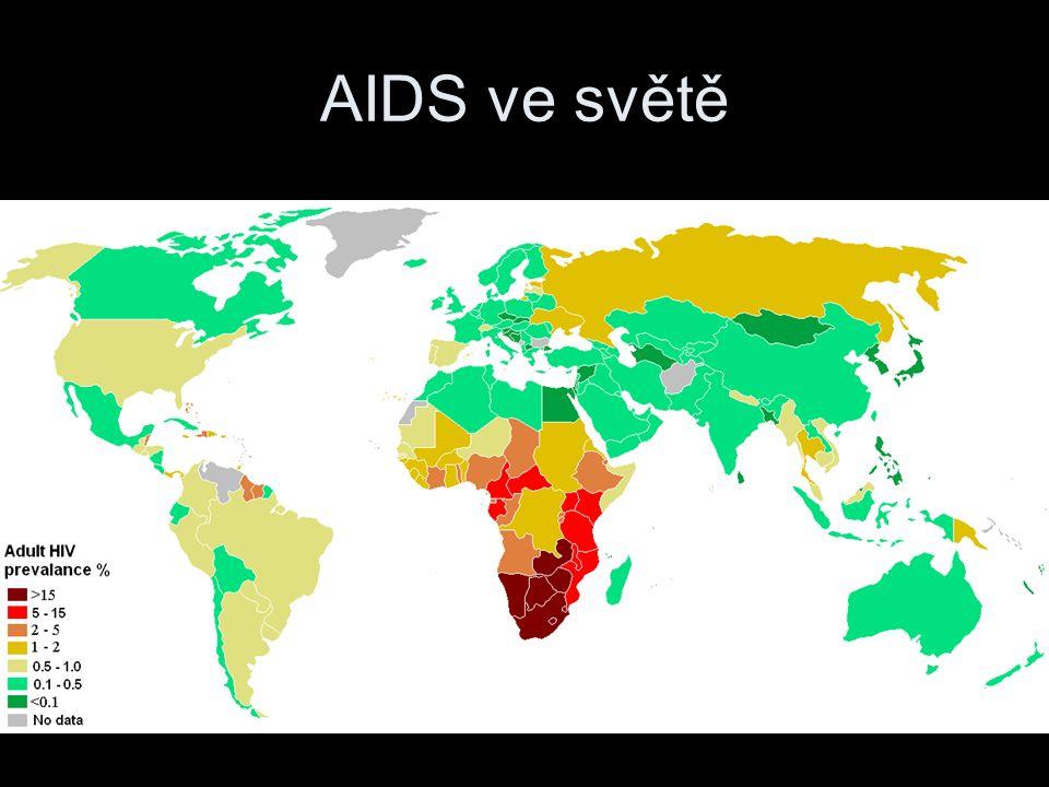 AIDS ve světě