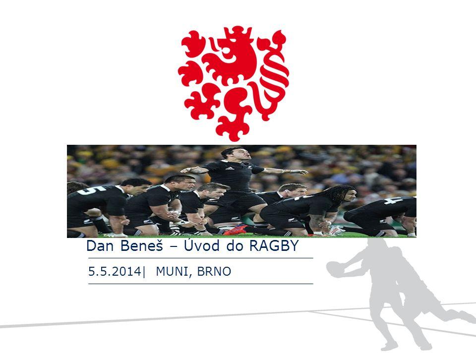 Dan Beneš – Úvod do RAGBY 5.5.2014| MUNI, BRNO