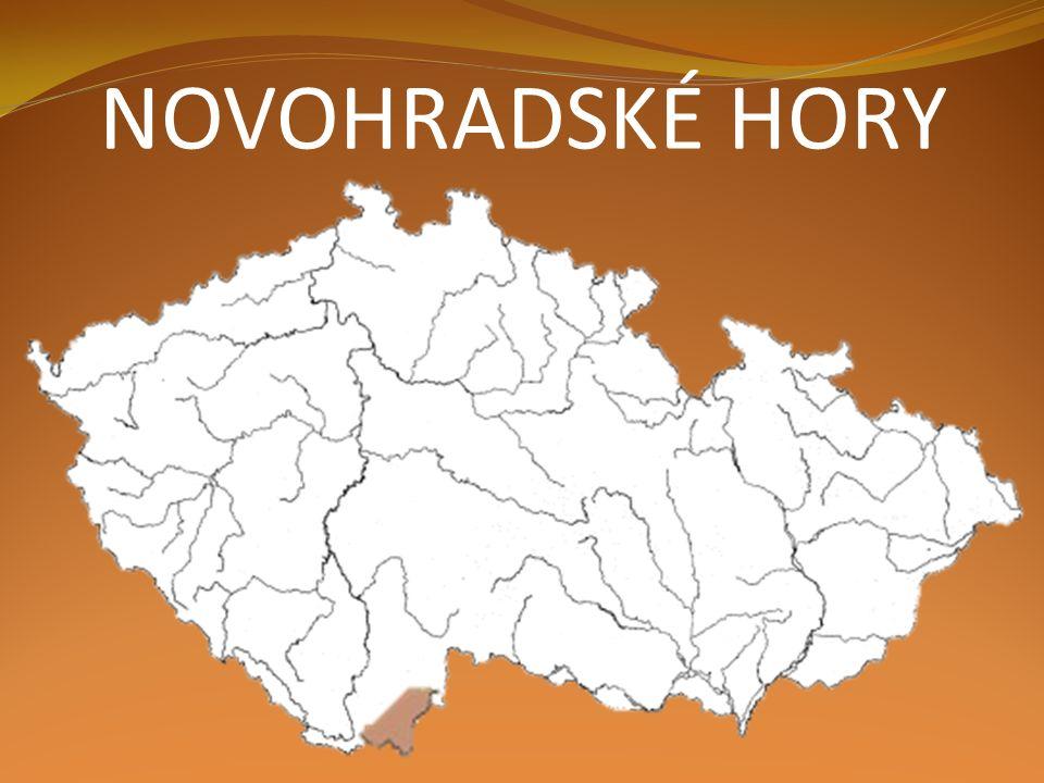 Krkonoše Orlické hory Brdy Český les