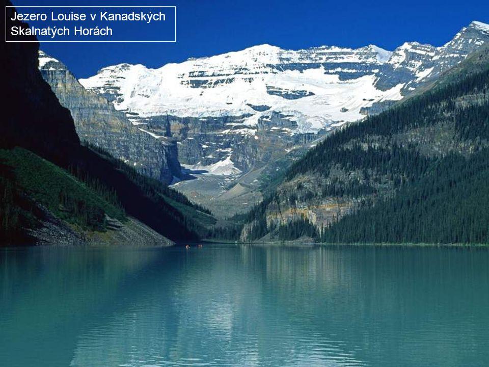 Jezero Along v Kanadě
