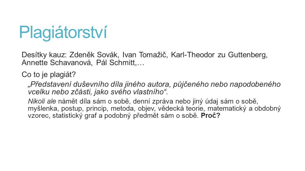 Autorská práva Kopistická církev – svaté symboly CTRL+V a C, město Plzeň… Ve starověku je trend často opačný – zastřešování se autoritou.