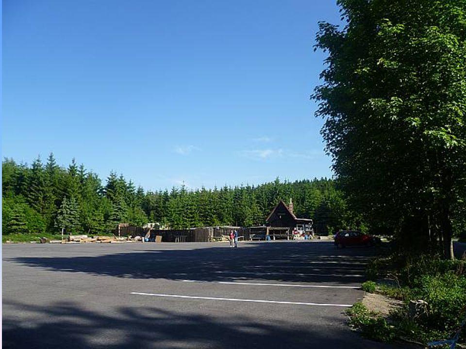"""Horský hotel """"Ještědka - 936 m"""