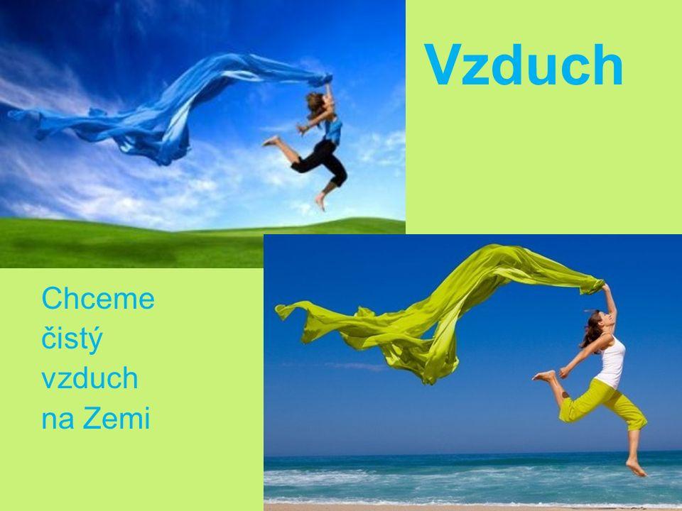 Hrozby 1.Ozonová díra 2.Plynné odpady - emise 3.Skleníkový efekt 4.Únik oxidů síry a dusíku Vypouštění balónu se sondou k monitorování ozonové vrstvy