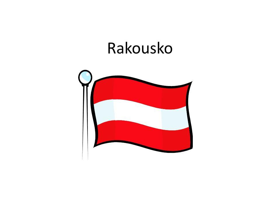 Základní údaje: Hlavní město: Vídeň Počet obyvatel: 8.000.000 Rozloha: 83.800 km2 Státní zřízení: federativní (spolková) republika Měna: euro Nejvyšší hory: Alpy (Gross Glockner- 3.797 m) Největší řeka: Dunaj Známá města: Linec, Salzburk, Innsbruck