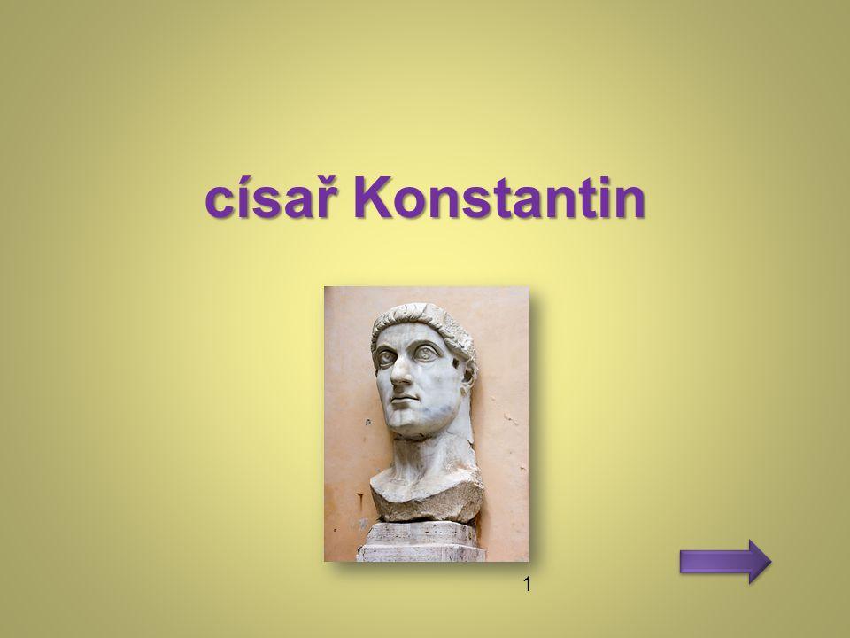 císař Konstantin 1