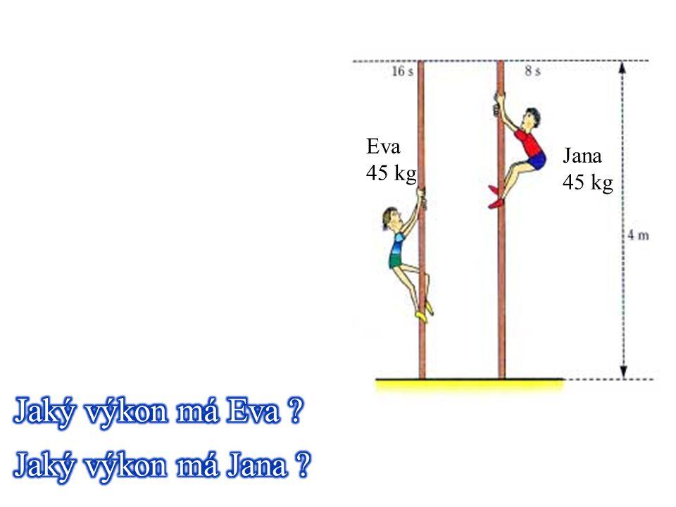 Jana 45 kg Eva 45 kg