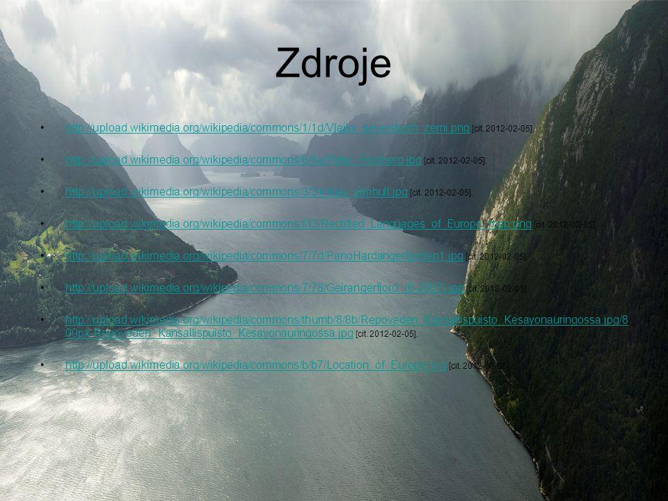 Zdroje http://upload.wikimedia.org/wikipedia/commons/1/1d/Vlajky_severskych_zemi.png [cit.