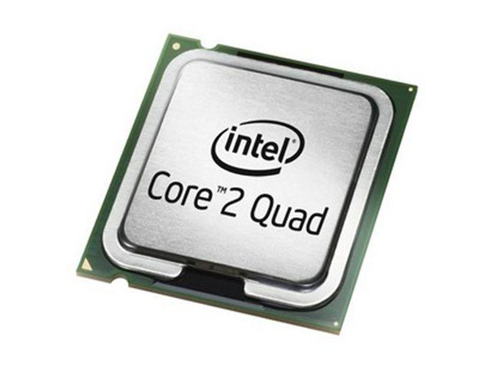 Procesor (CPU – Central Processing Unit) Ústřední výkonná jednotka počítače čte z paměti instrukce, na jejich základě vykonává program.