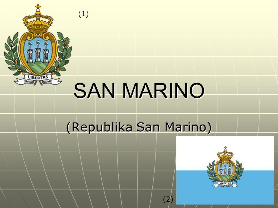 SAN MARINO (Republika San Marino) (1) (2)