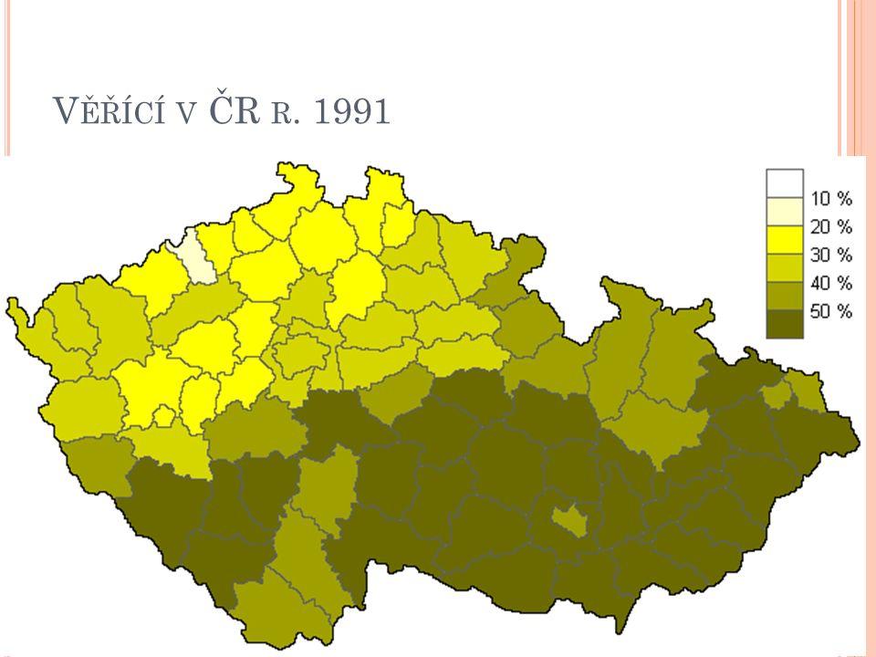 V ĚŘÍCÍ V ČR R. 1991